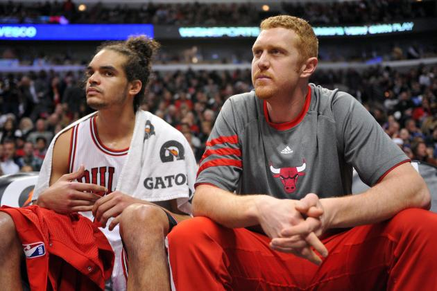 5 Best Candidates to Take over Brian Scalabrine's Role as NBA's Running Joke