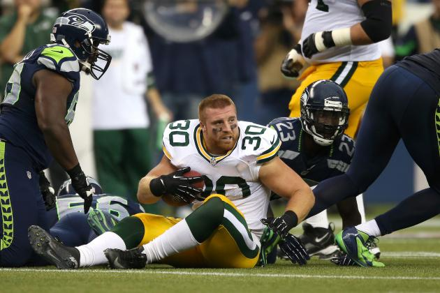 Strangest Events from Packers-Seahawks Game on MNF