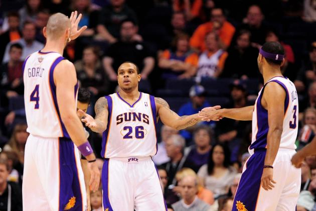 5 Teams the Phoenix Suns Must Sweep in 2012-13