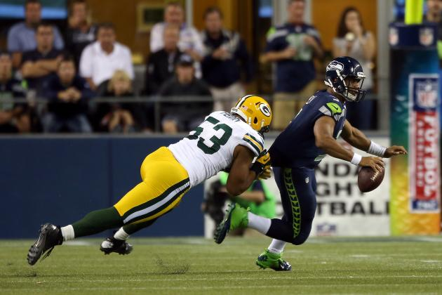 Packers vs. Seahawks: 5 Things We Learned from the Packers' 14-12 L