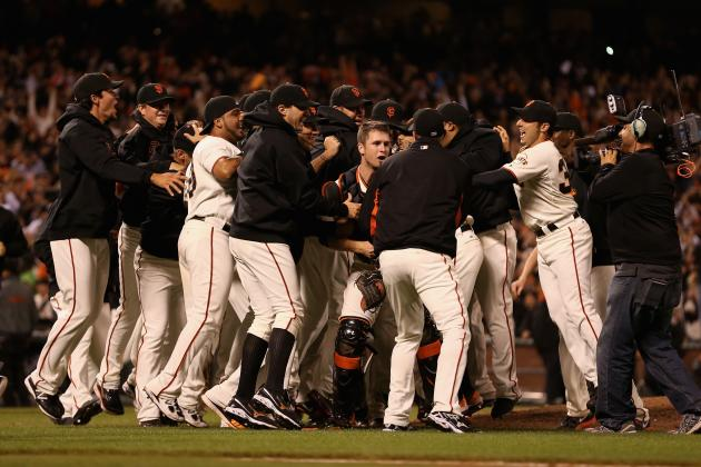 2012 MLB Playoffs: Predicting the San Francisco Giants' 25-Man Playoff Roster