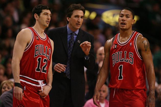 Chicago Bulls Roster and Rotation Spots Up for Grabs