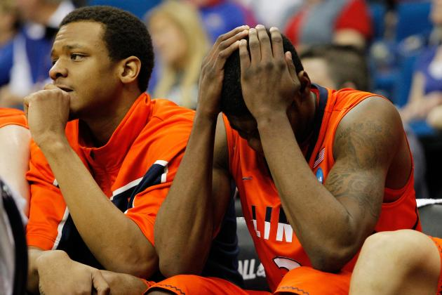 10 Recent Illinois Basketball Players That Became Busts Under Bruce Weber