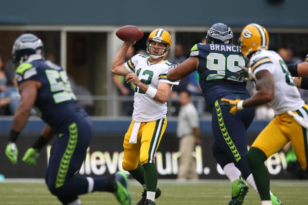 Handing out Game Balls for Green Bay Packers' Loss to the Seattle Seahawks