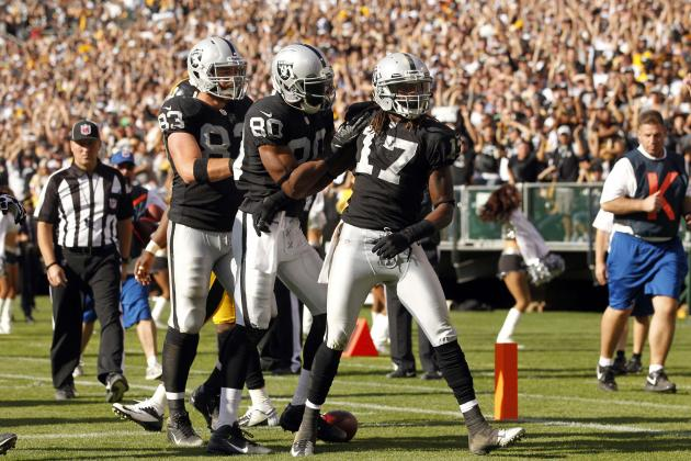 Oakland Raiders Stock Watch: 5 Players Who Are Rising After Week 3