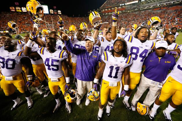 10 Toughest October Schedules in 2012 College Football Season