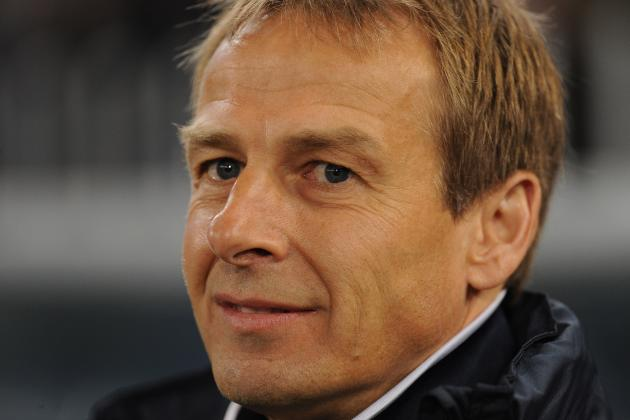 Jurgen Klinsmann: 5 Biggest Things He's Changed with Team USA so Far