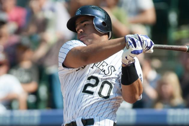 NL Rookie of the Year Rankings: Wilin Rosario Makes a Late Charge in the Top 5