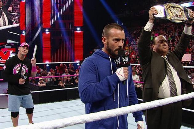 WWE Power Rankings: Breaking Down WWE's Top 25 Superstars for Week of Sept. 23