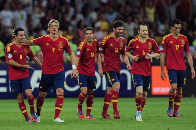 The Best 11 New Players Who Could Step into the Spanish National Side