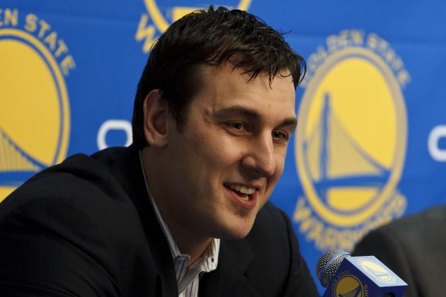 Golden State Warriors: How Andrew Bogut Can Become the NBA's 3rd-Best Center