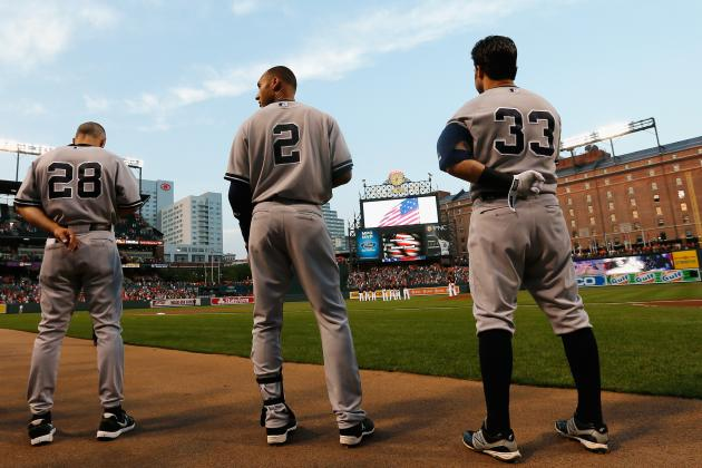Predicting the Full 2012 Postseason Roster for the New York Yankees