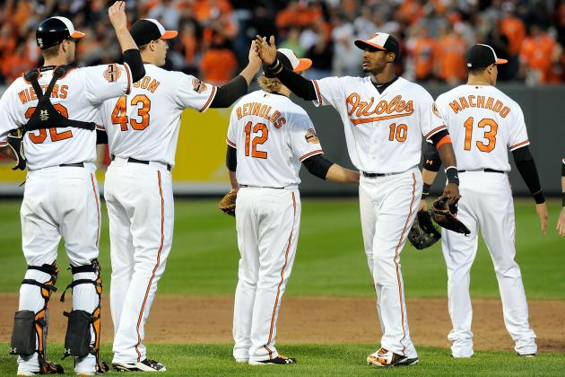 Predicting the Full 2012 Postseason Roster for the Baltimore Orioles