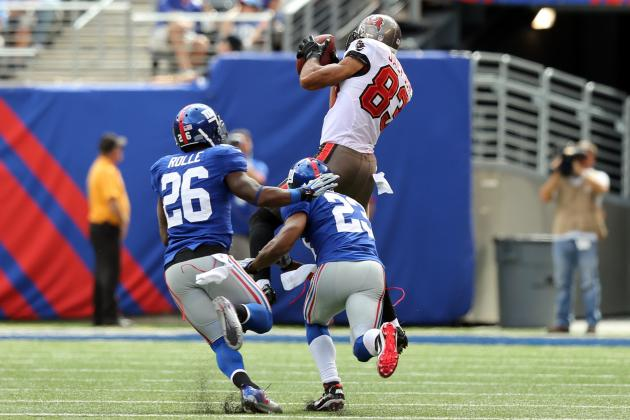 Tampa Bay Buccaneers: Stat Predictions for Starters and Key Reserves for Week 4