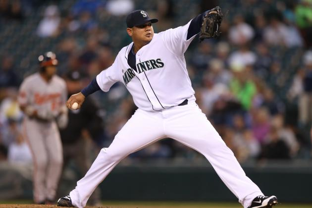 AL Cy Young Award Rankings: King Felix Is Back, Justin Verlander Pulling Away