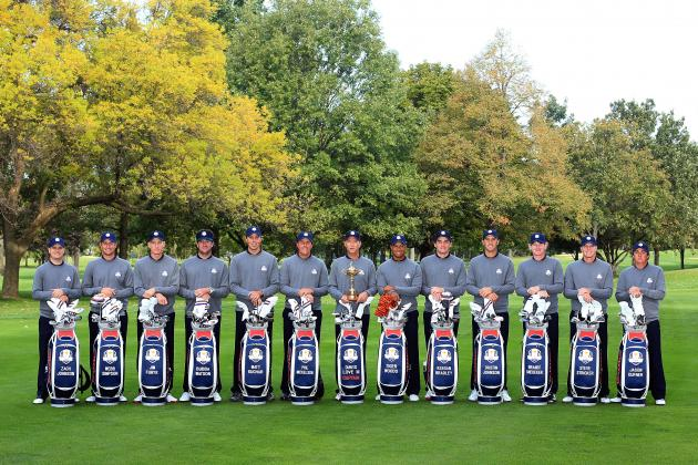 US Ryder Cup Team 2012: Previewing Team Roster, Captain's Picks and Selections