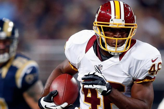 Alfred Morris and Other Fill-in Studs to Bank on