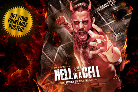 WWE Hell in a Cell 2012: CM Punk vs. John Cena, by the Numbers