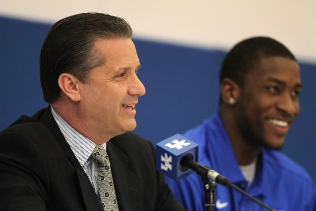 Kentucky Basketball: Ranking Coach Cal's Top Recruiting Targets