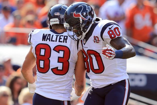 Houston Texans: 6 Reasons Team's 1st Real Test Comes vs. Green Bay Packers