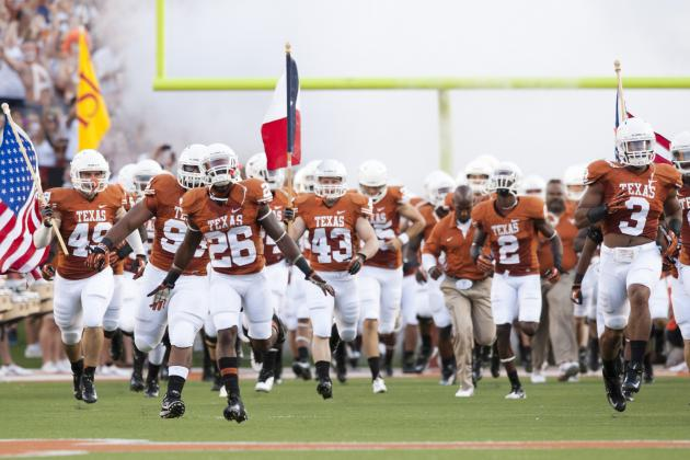 Texas Football: Grading the Longhorns' Positional Units After the First 3 Games