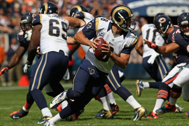 St. Louis Rams: Forecasting the Team's Next 3 Games
