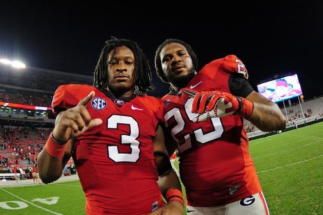 Georgia Football: Ranking the Bulldogs' Top 10 Players of September