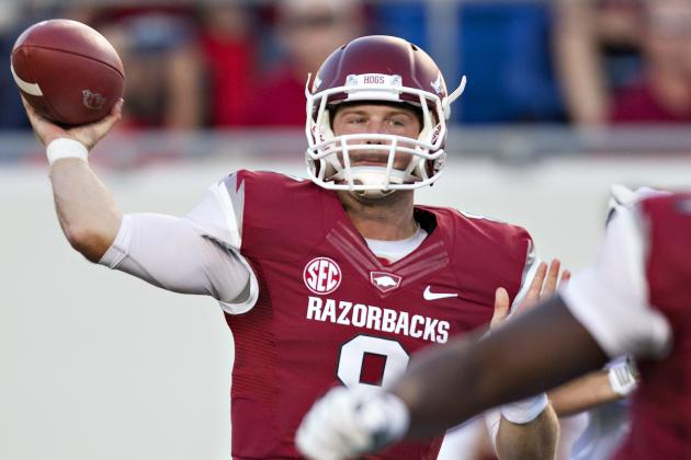Arkansas Vs.Texas A&M: Complete Game Preview