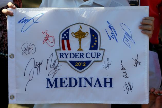 Ryder Cup 2012: Team USA vs Team Europe Odds & Predictions