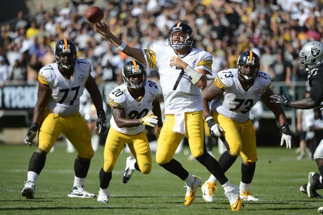 Pittsburgh Steelers' Biggest Strengths and Weaknesses Through First 3 Games