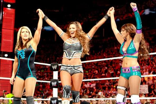 WWE Divas Power Rankings: Which Divas Have the Most Potential?