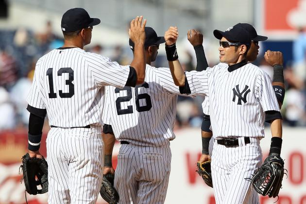 2012 MLB Playoffs: 6 Hitters Catching Fire Heading into the Postseason