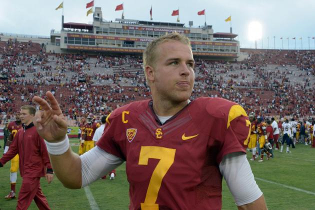 Updated 2013 NFL Mock Draft: Who's After Matt Barkley?
