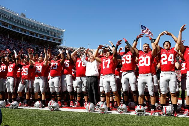 Ohio State Football: Grading the Buckeyes' Positional Units at 1st-Quarter Mark