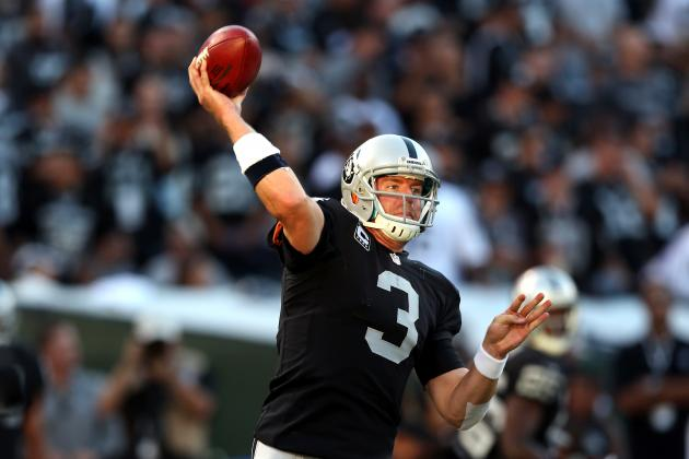 Carson Palmer May Not Be the Answer to Oakland Raiders Offense