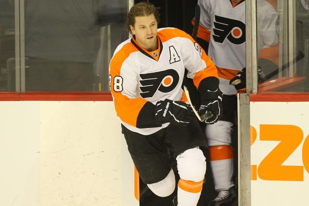 Philadelphia Flyers: The 8 Most Important Flyers in 2012-13