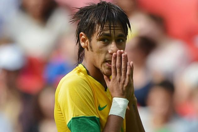 World Football Gossip Roundup: Neymar, Igor Denisov, Sergio Ramos, Rio Ferdinand