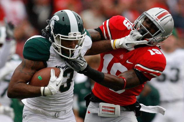 Ohio State vs. Michigan State: Buckeyes Won't Break a Sweat in Beating Spartans