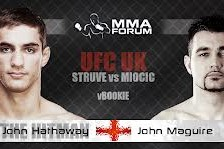 UFC on FUEL TV 5: John Hathaway vs. John Maguire Head-to-Toe Breakdown