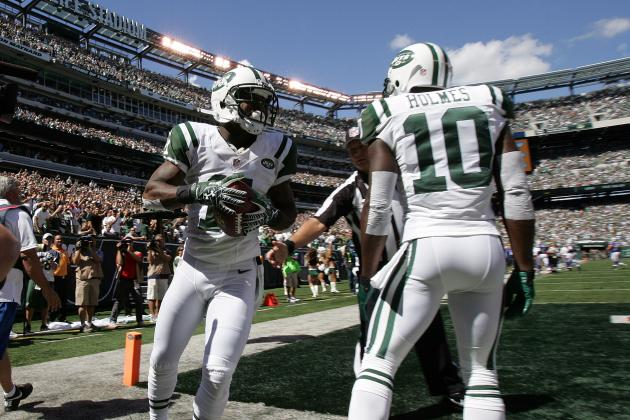New York Jets: Stat Projections for Starters and Key Reserves vs. SF 49ers
