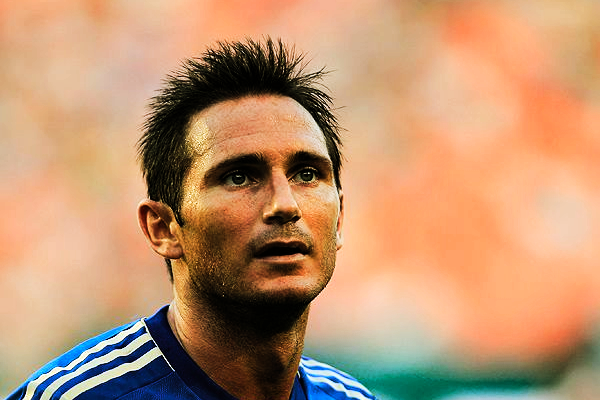 Chelsea FC: Why Frank Lampard Is a Hopeless Defensive Midfielder