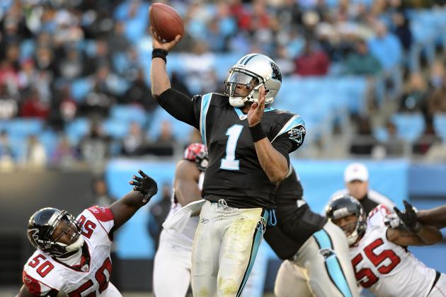 Carolina Panthers Stat Projections for Starters and Key Reserves vs. the Falcons