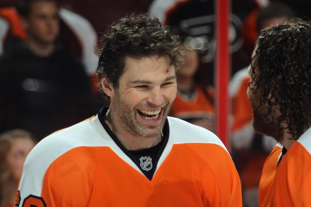 Will the 15 Best 'Old Men' in the NHL Return After the Lockout?