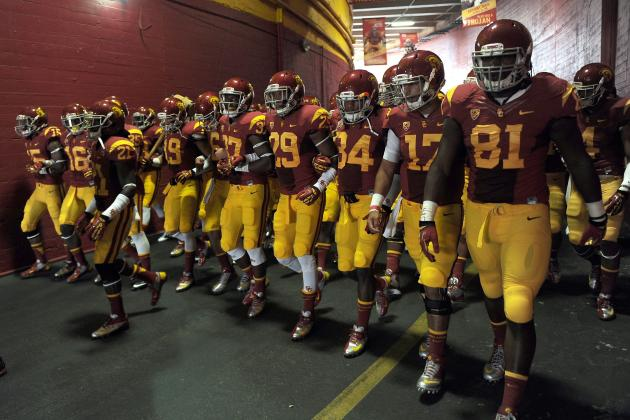 USC Football: Grading the Trojans' Positional Units After 4 Games