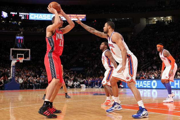 Battle for New York: Who Is the Better Center, Tyson Chandler or Brook Lopez?