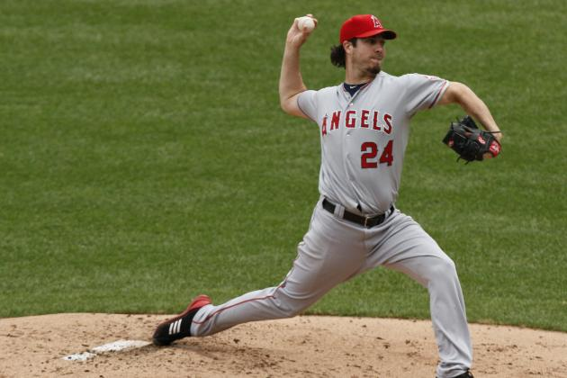 6 MLB Teams That'll Fight over Dan Haren and/or Ervin Santana in Free Agency