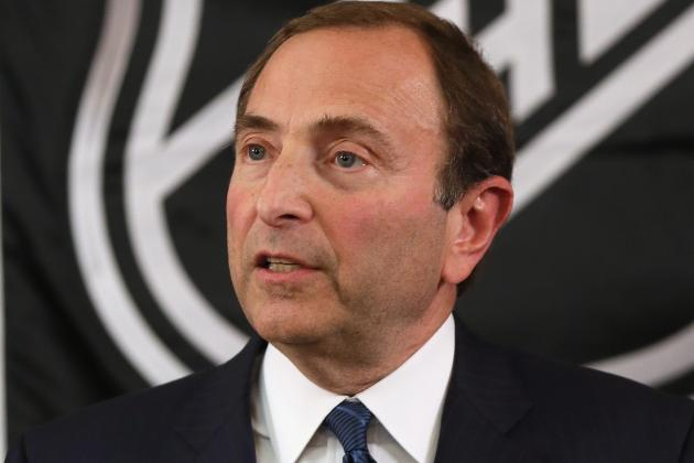 6 Positive Things for Which Gary Bettman Will Be Remembered