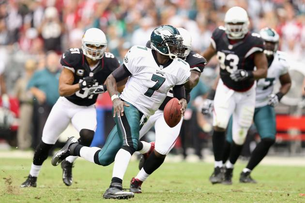 Philadelphia Eagles: Assigning Blame for Each of Michael Vick's Turnovers