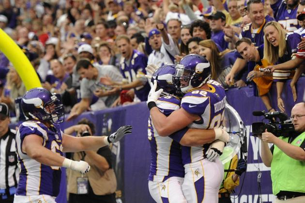 NFL Week 4 Picks:  Scouting Report for Minnesota Vikings vs. Detroit Lions