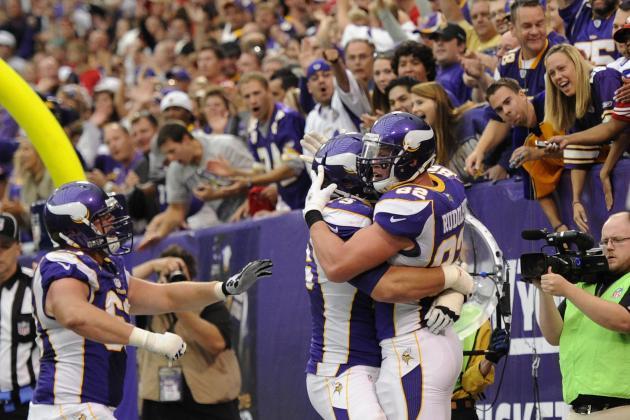 NFL Week 4 Picks:  Scouting Report for Minnesota Vikings vs. Detroit Lions